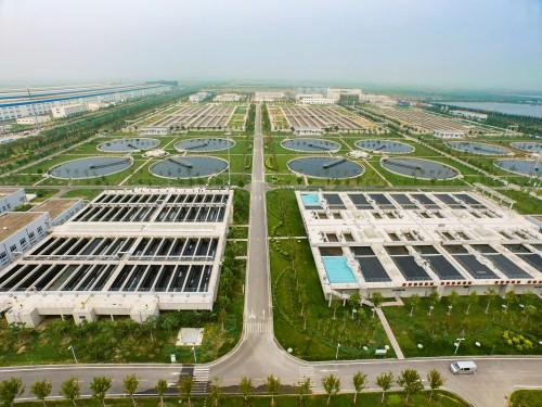 Project of Jinnan wastewater treatment plant (Ji Zhuangzi sewage treatment plant relocation project)